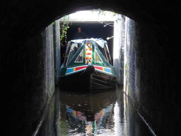 Sellers Tunnel, Huddersfield