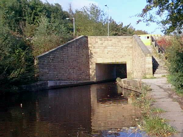 Chew Valley Road bridge, Greenfield.