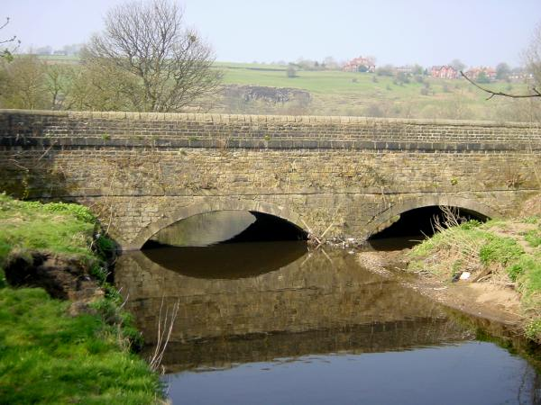 Royal George Aqueduct, Huddersfield Narrow Canal, Saddleworth