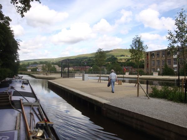 Frenches Marina, Huddersfield Narrow Canal, Greenfield, Saddleworth