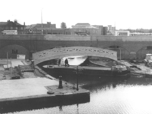 Castlefield - photo: Mike Dilger Collection