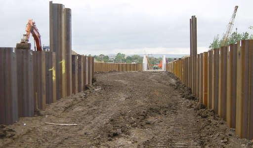 M62 Motorway Crossing, Castleton (1)- Restoration Of The