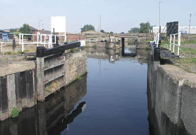 Wakefield Flood Lock