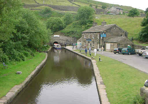 Standedge Tunnel - Huddersfield Narrow Canal