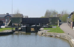 Henhurst Lock in Wigan