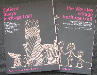 Salford Heritage Trail booklets