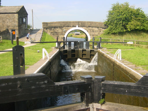 Lock 61, Leeds and Liverpool Canal