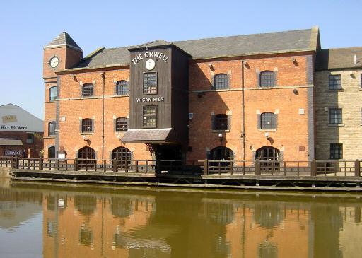 Wigan Pier Museum Wigan Pier Leeds And
