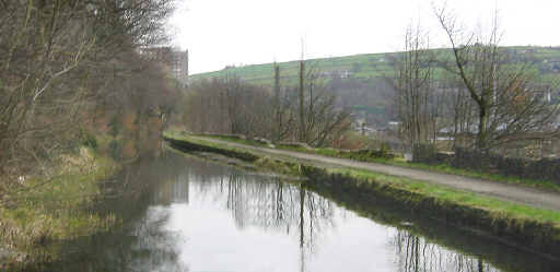 Rochdale Canal near Sowerby Bridge